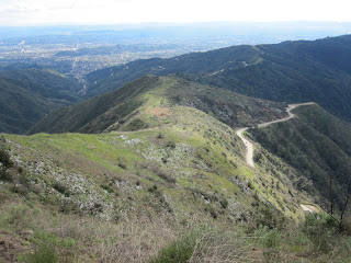 View south from Glendora Mountain