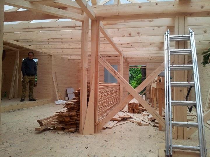 Дървена къща 2