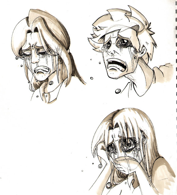 Niall Byrne: Crying Faces prt 1