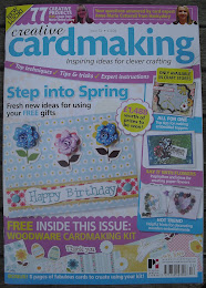 Published in Creative Cardmaking issue 52