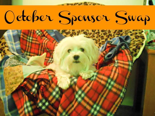 October Sponsor Swap