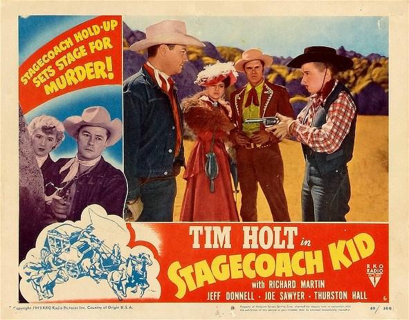 western mood  stagecoach kid - lew landers