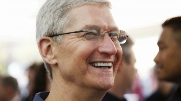 Apple chief Tim Cook: 'I'm proud to be gay'