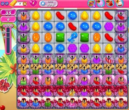 Candy Crush Saga 896