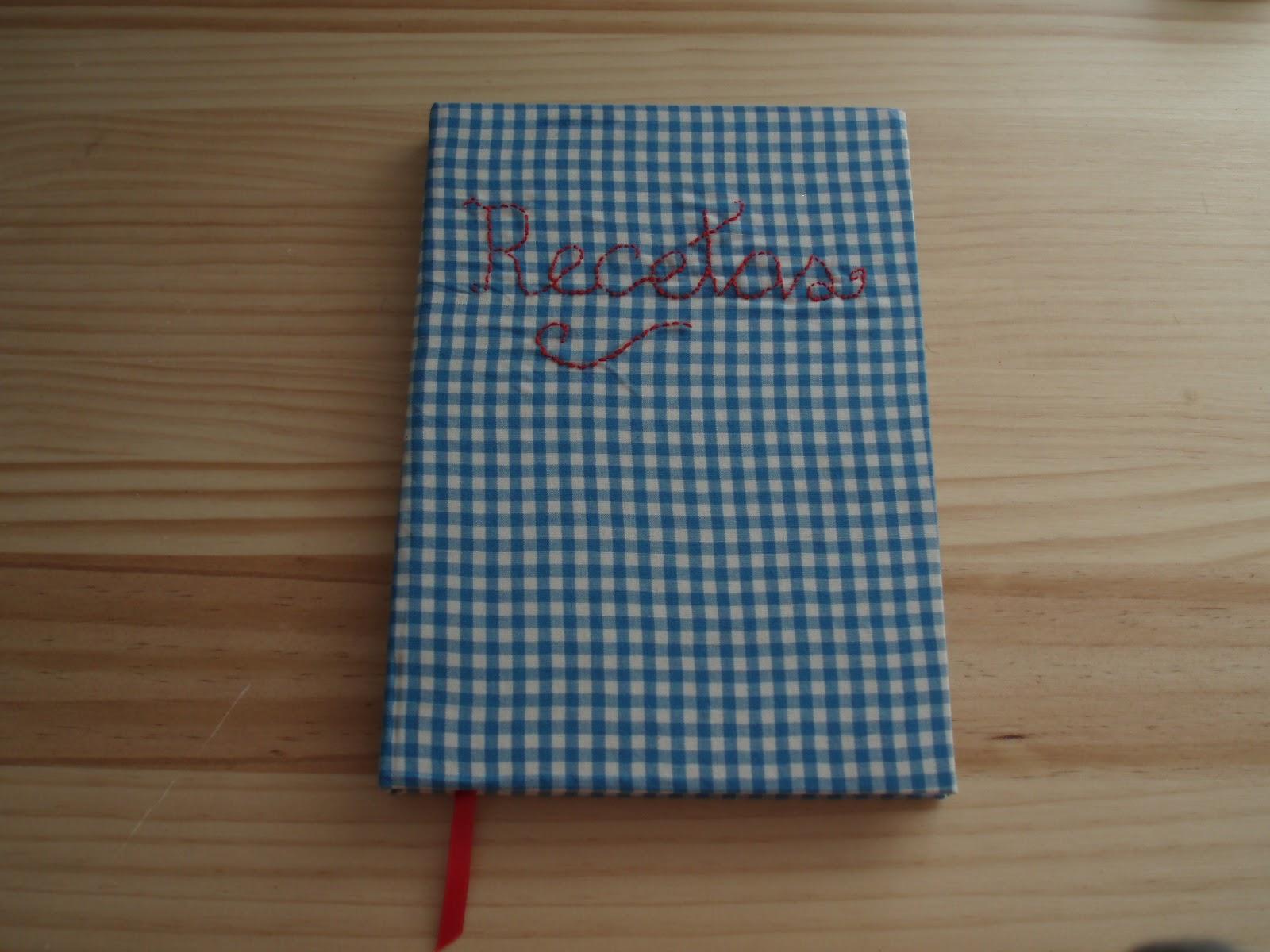 Artesan as leomar cuadernos de papel y tela 1 - Papel y telas ...