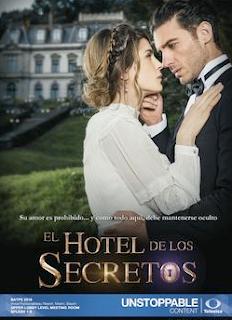 El hotel de los secretos Capítulo 16