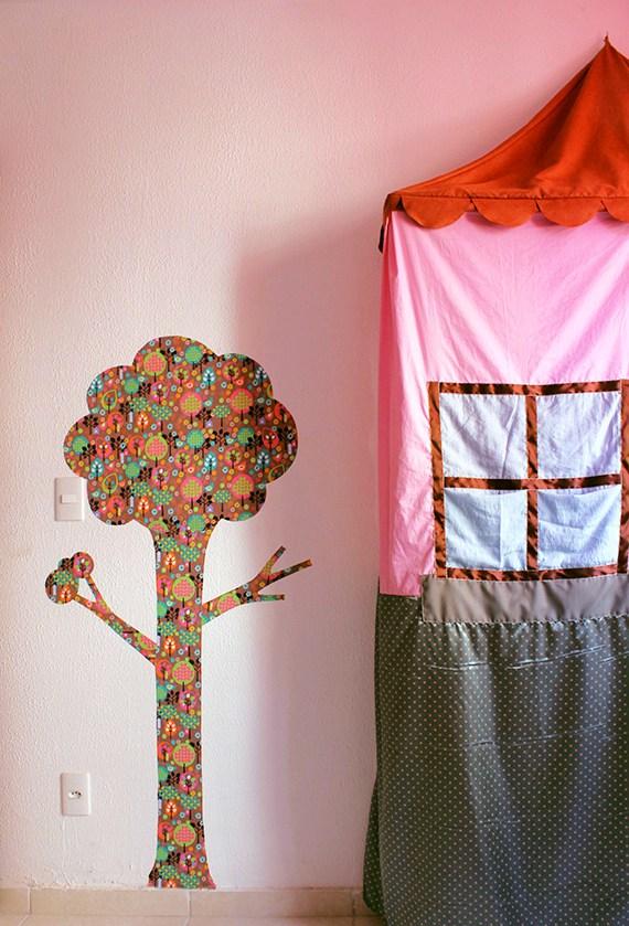 Colocando tecido na parede: tudo que você precisa saber # tecido adesivo