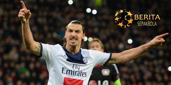 Komentar Ibrahimovic setelah Jadi Pahlawan PSG