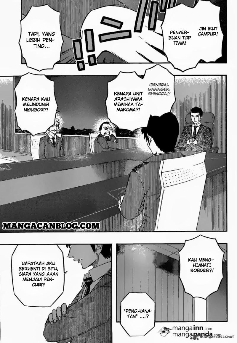 Dilarang COPAS - situs resmi www.mangacanblog.com - Komik world trigger 031 - jin yuuichi 5 32 Indonesia world trigger 031 - jin yuuichi 5 Terbaru 9|Baca Manga Komik Indonesia|Mangacan