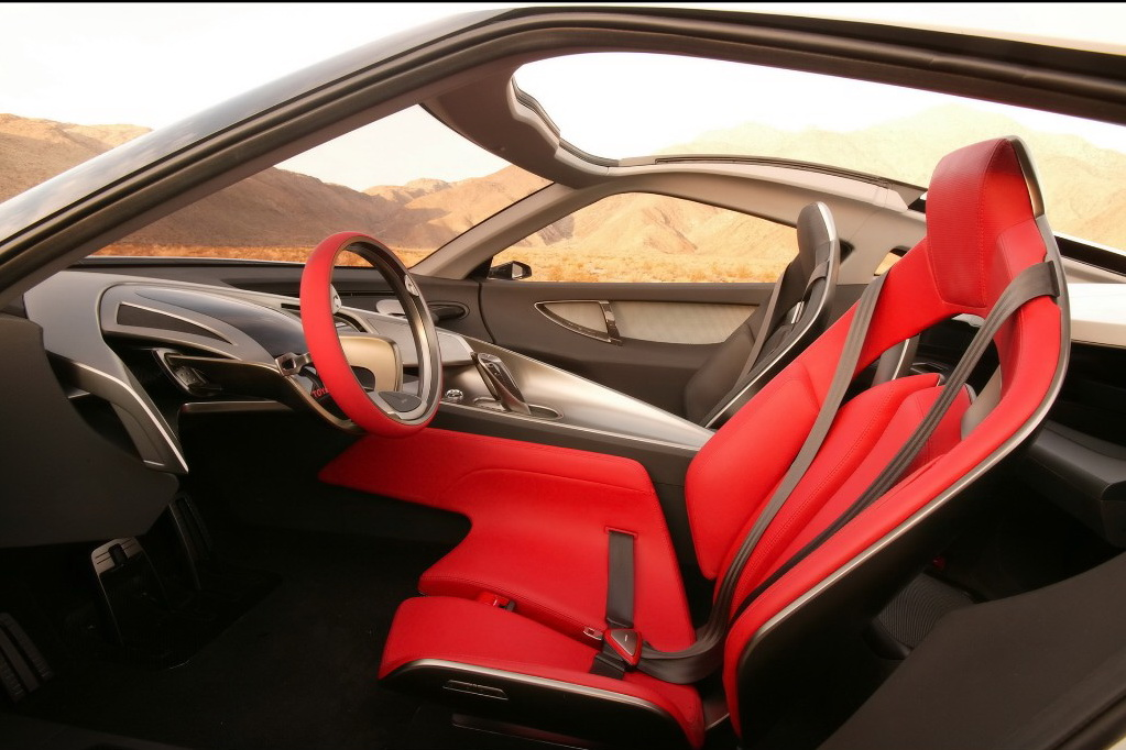 futuristic toyota ft hs hybrid sports concept car integrates ecology and emotion auto sports news. Black Bedroom Furniture Sets. Home Design Ideas