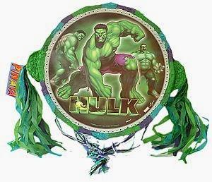 Piñatas de Hulk, parte 1