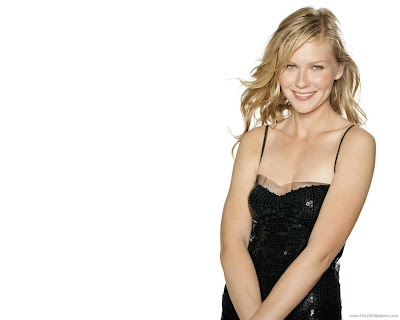 Kirsten Dunst Movie Elizabethtown Actress Wallpaper