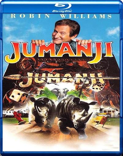 Jumanji 1995 Dual Audio [Hindi - Eng] 720p BRRip 800mb