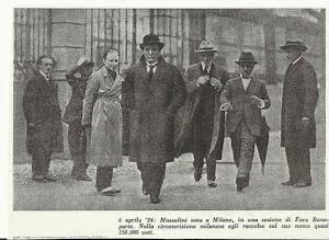 MILANO 6 APRILE 1924