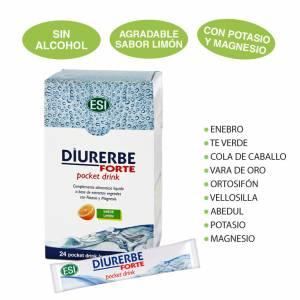 Diurerbe Forte Pocket Drink Limón