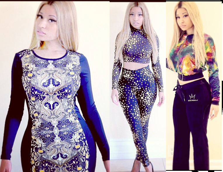 nicki minaj for Kmart collection line