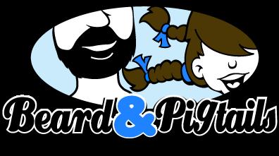 Beard & Pigtails
