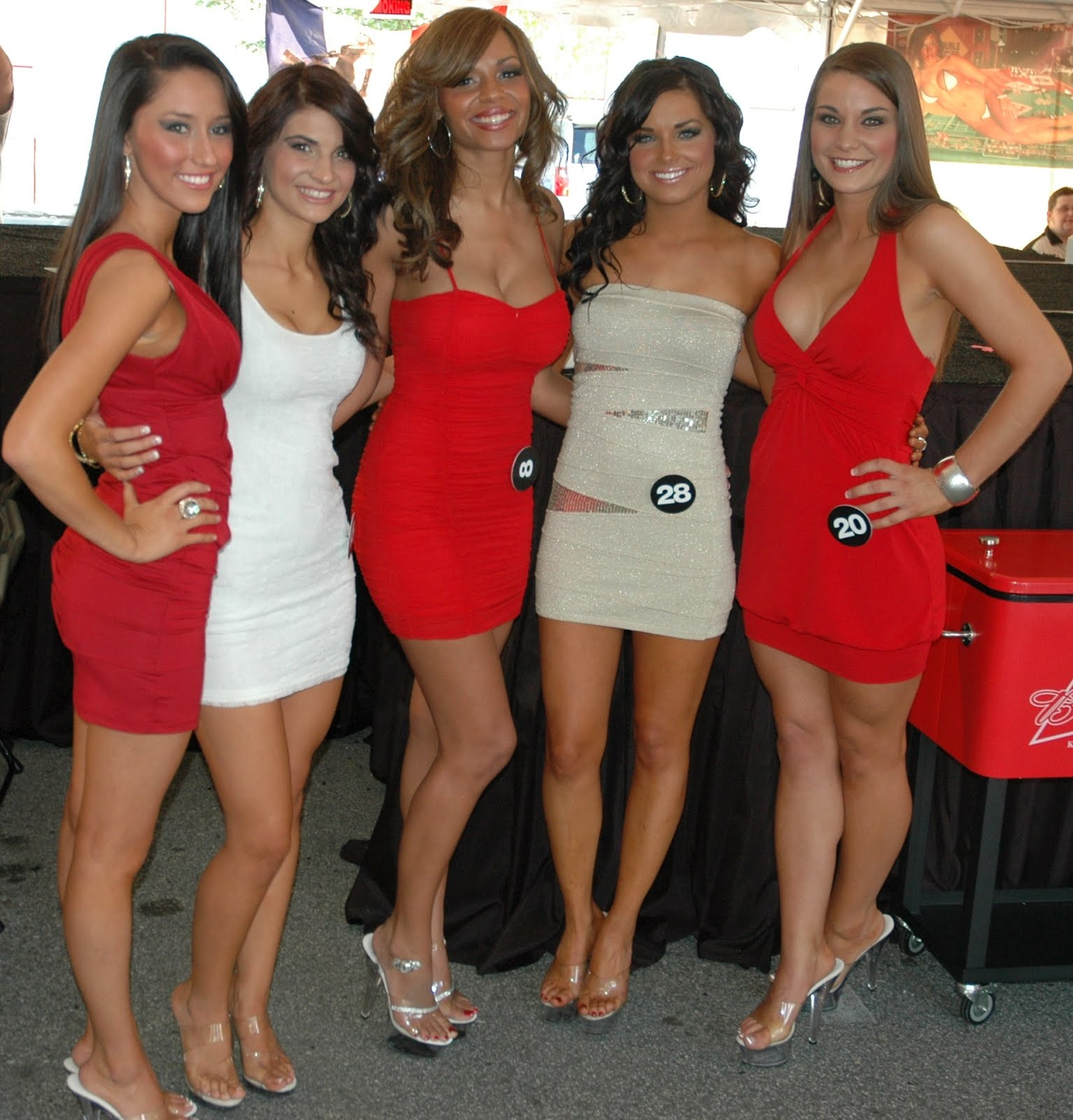 2012 Hooters Swimsuit Contest
