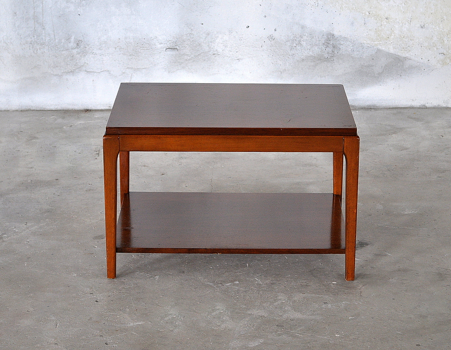 Select Modern Mid Century Modern Side End Table Small Coffee Table