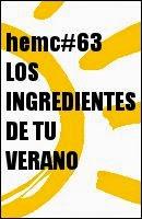 hemc #63 - los ingredients de tu verano