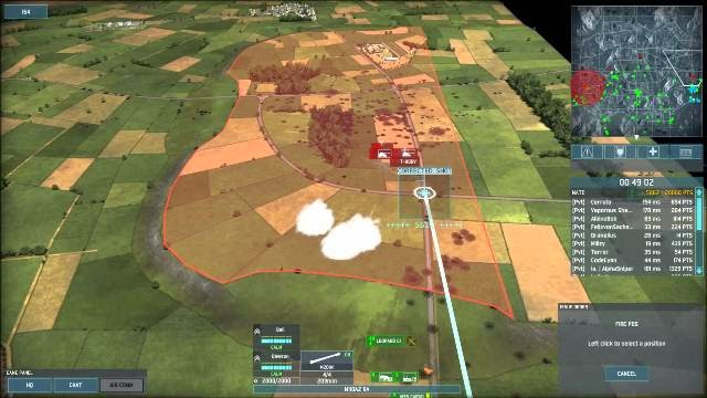 Wargame Airland Battle PC Games Gameplay
