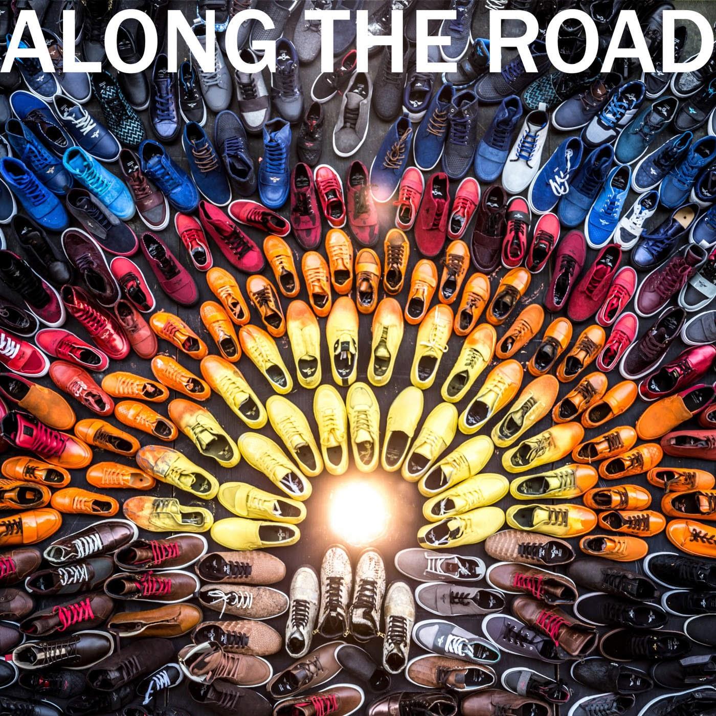 Karmin - Along the Road - Single Cover