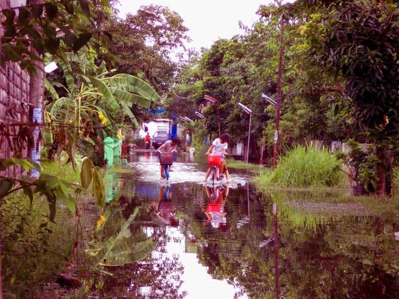 banjir trosobo sidoarjo