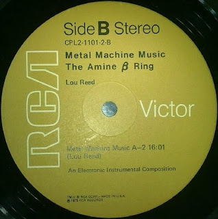 Lou Reed, Metal Machine Music, side B