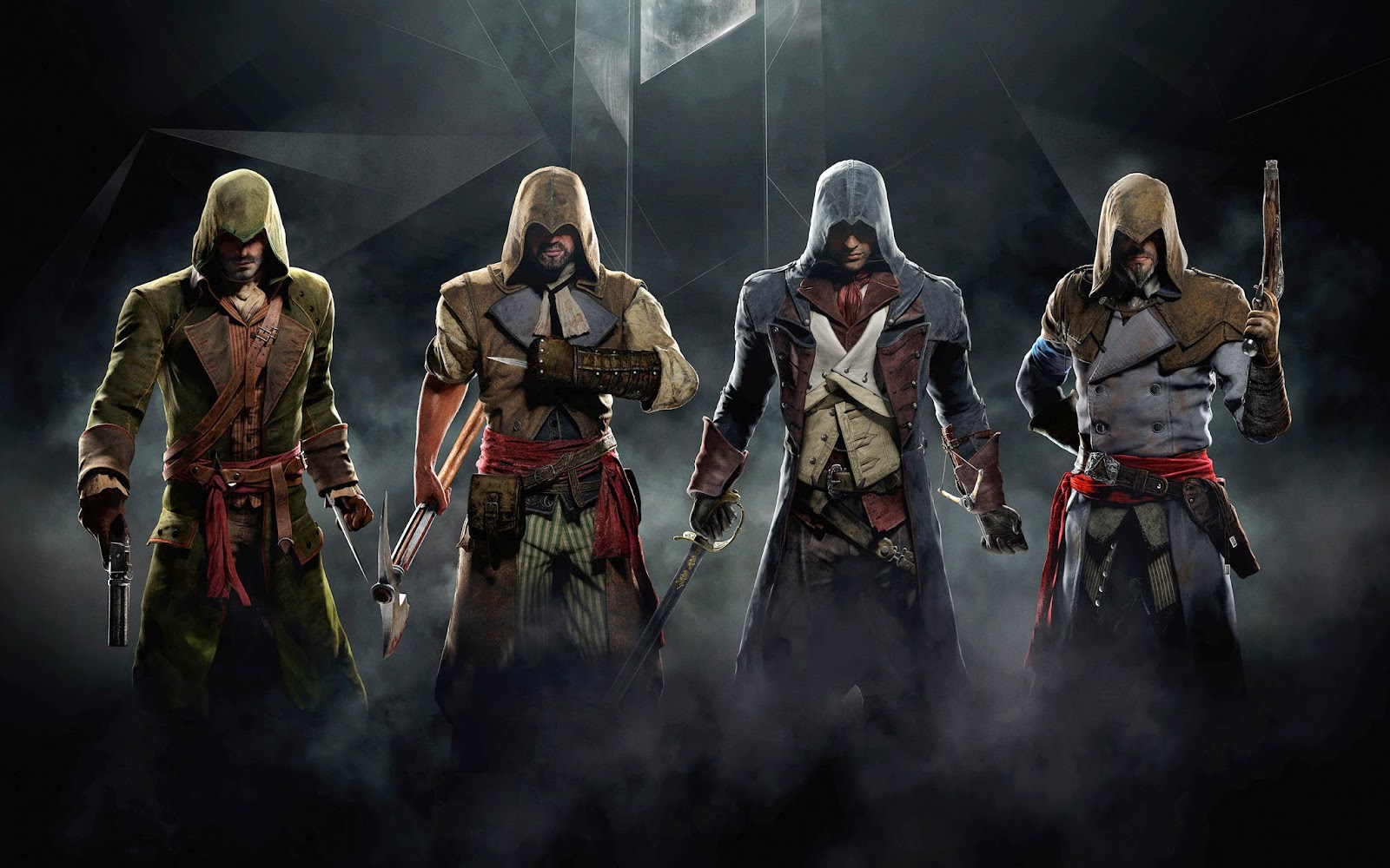 عرض لعبة Assassin's Creed Unity