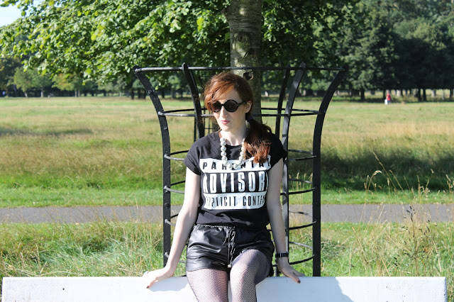 Parental Advisory Explicit Content Tee Fashion Blog