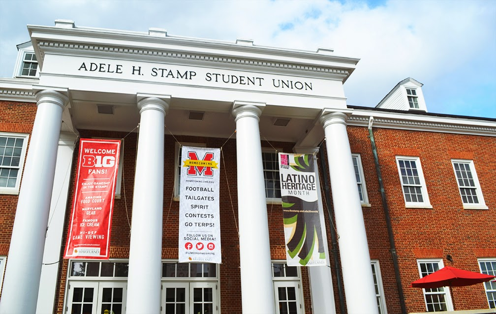The University Of Marylands Stamp Student Union Was Home To Schools First Ever Spirit Week From Monday Oct 13 2014 Saturday 18