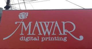 Lowongan Kerja Graphic Designer di Mawar Advertising