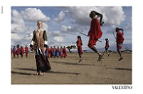 VALENTINO Women SS2016 Ad Campaign