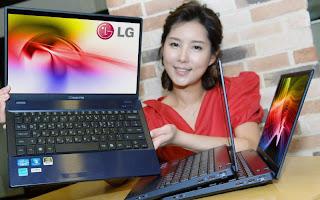 Slim Laptop LG XNote-P330 Challenge Ultrabook
