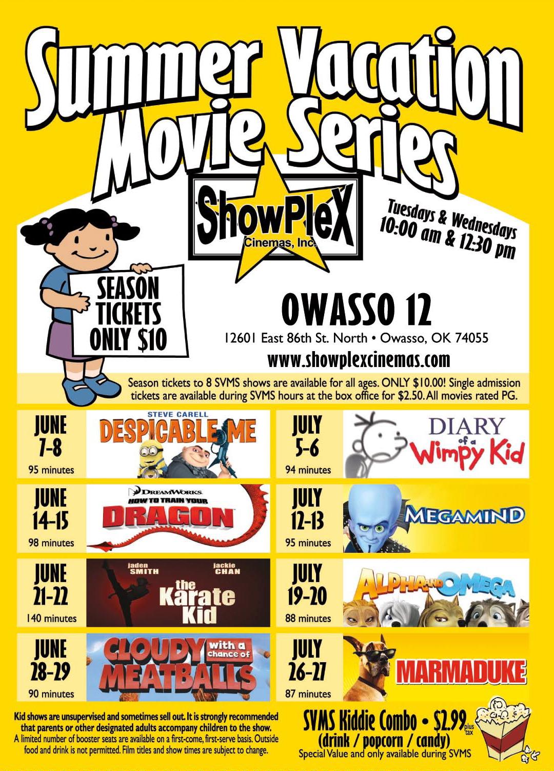 Owassoisms.com: 4/1/11 - 5/1/11