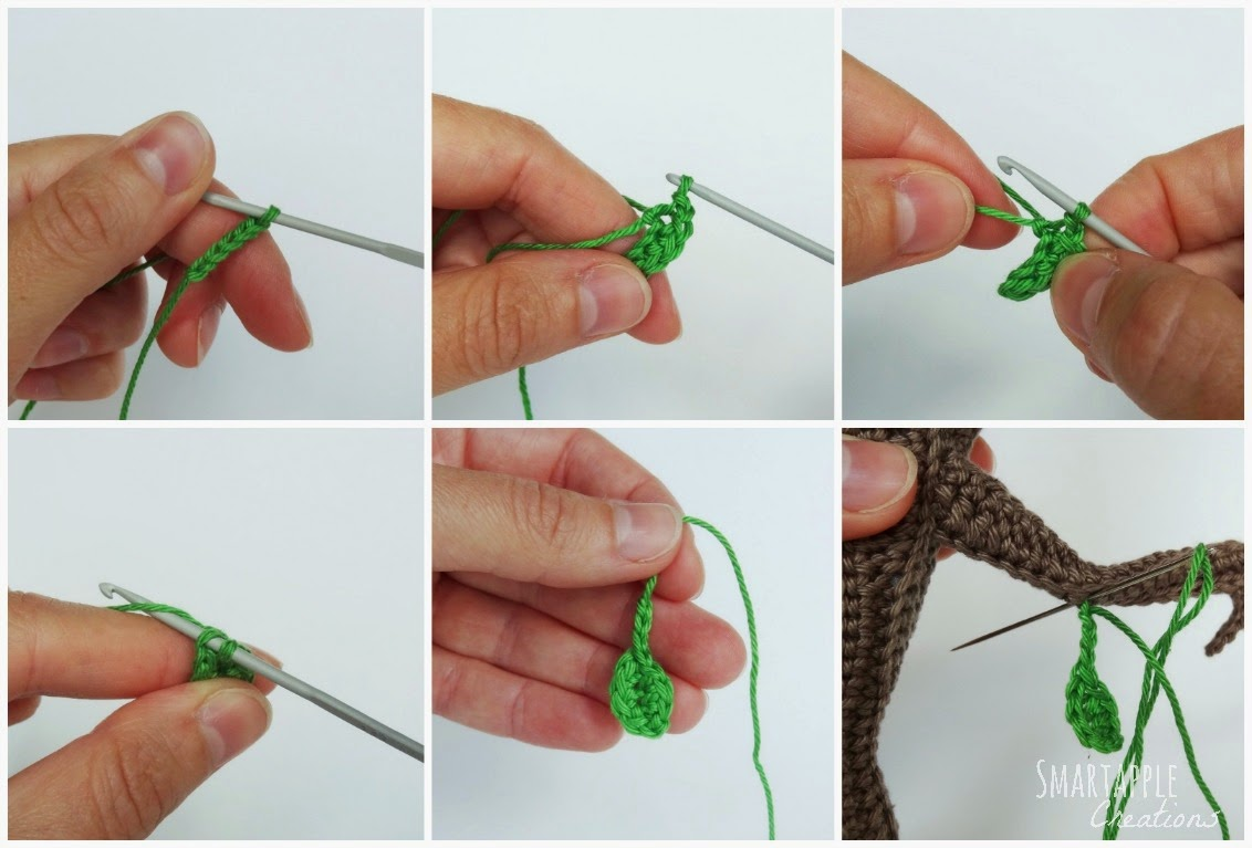Smartapple Creations - amigurumi and crochet: Gratis ...
