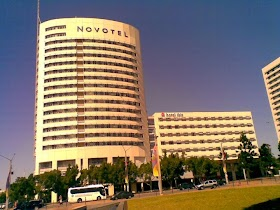 [Penginapan] Novotel Sydney Olympic Park