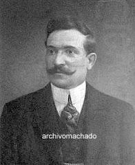 Arquitecto Guillermo Álvarez (Cortegada de Baños 1880 - Buenos Aires 1929)