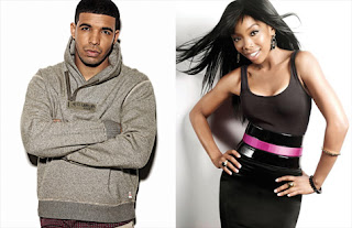 >News // Brandy En Studio Avec Drake