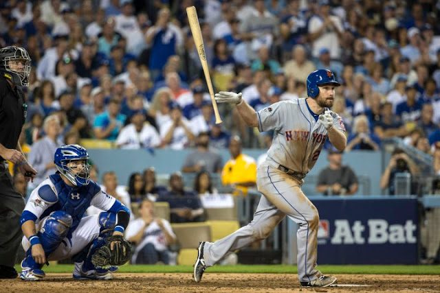 Three plays put Daniel Murphy in Mets' history books forever