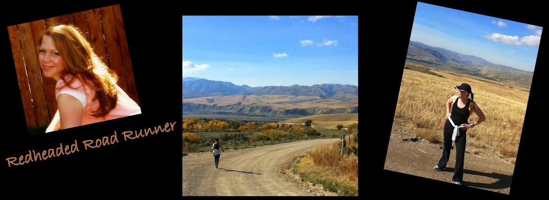 Redheaded Road Runner