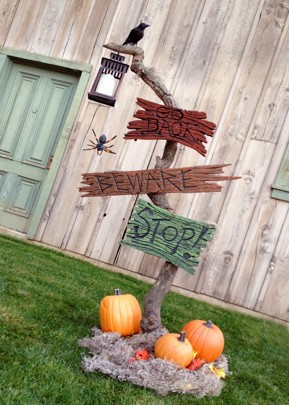 Dave lowe design the blog 19 days 39 til halloween spooky - Faire des decorations d halloween ...