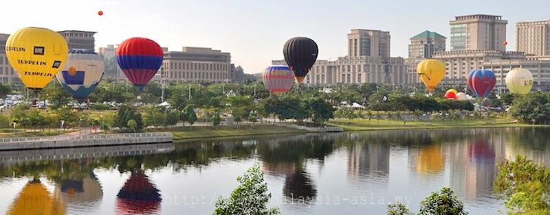 Putrajaya Hot Air Balloon Fiesta 2014