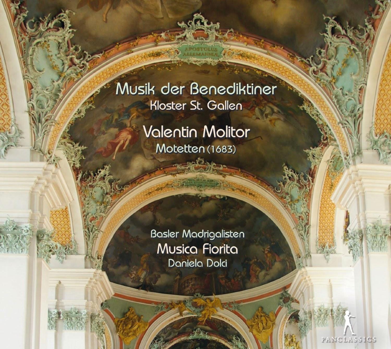 Valentin Molitor - Musica Fiorita - Pan Classics