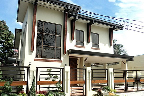 Bf homes residential house for sale modern 2 storey house for Residential architectural plans for sale