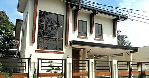 Bf homes residential house for sale modern 2 storey house for 2 storey house for sale