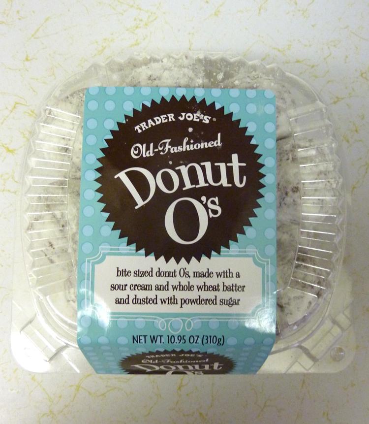 What\'s Good at Trader Joe\'s?: Trader Joe\'s Old-Fashioned Donut O\'s