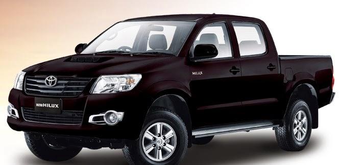 Spesifikasi dan Harga Toyota New Hilux