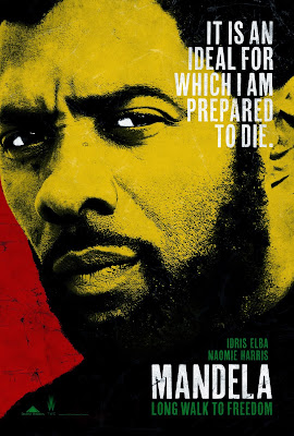 Poster Of Hollywood Film Mandela Long Walk to Freedom (2013) In 300MB Compressed Size PC Movie Free Download At Downloadingzoo.com