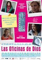 Cartel de la película Las oficinas de Dios